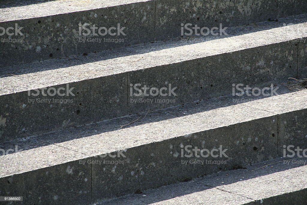 Abstract: stairs stock photo
