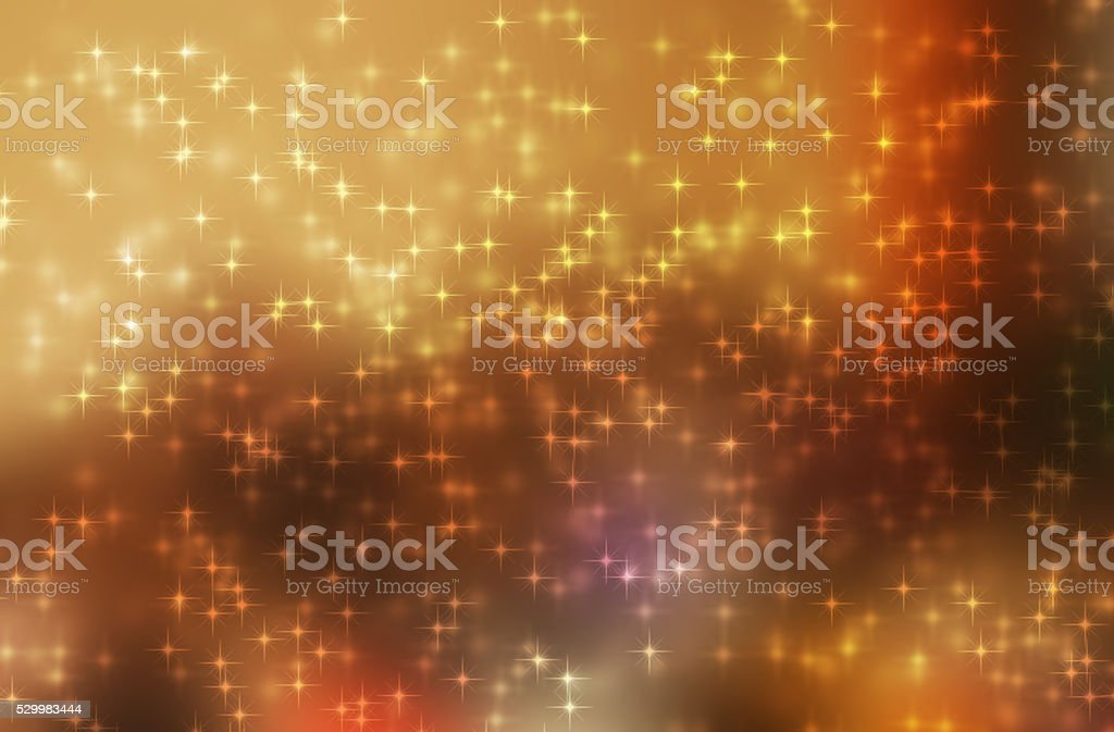 Abstract stars background. stock photo