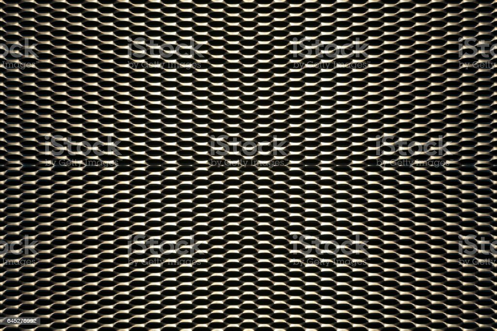 Abstract steel kevlar : Decoration industry style. stock photo