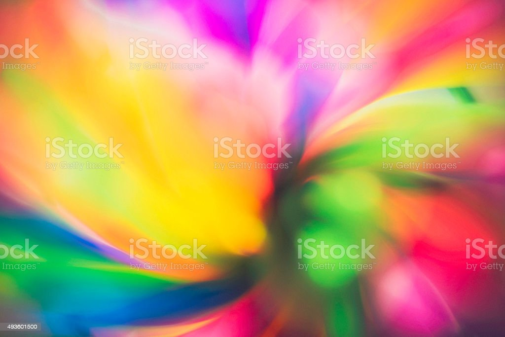 Abstract swirl background created in camera stock photo