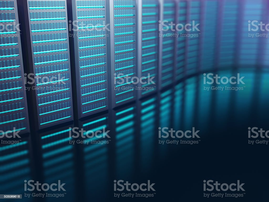 Abstract Technology stock photo
