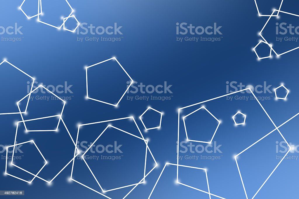 Abstract tehnology background stock photo
