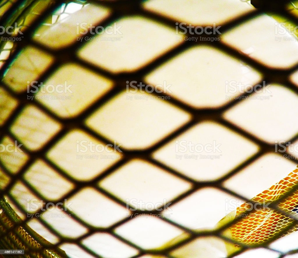 Abstract Texture of a fan close up royalty-free stock photo