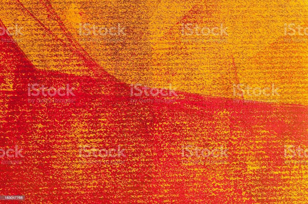 Abstract textured colorful red orange background royalty-free stock photo
