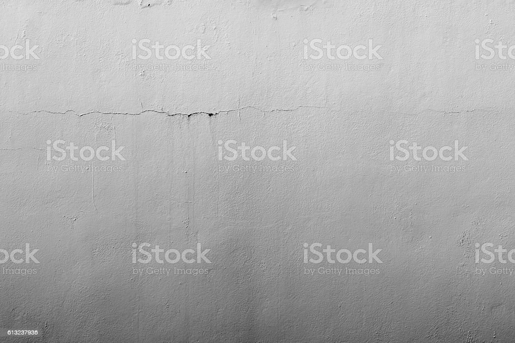 abstract textured gray background of the old plastered surface stock photo