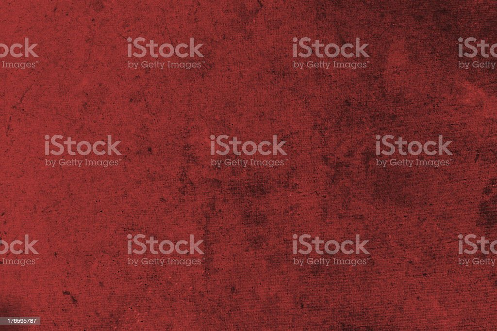 Abstract  textured grunge background in dark red royalty-free stock photo