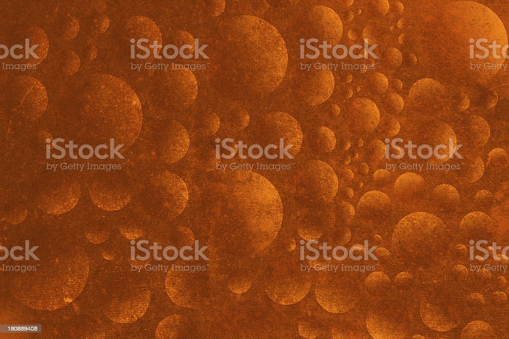 Abstract  textured grunge background in dark yellow royalty-free stock photo