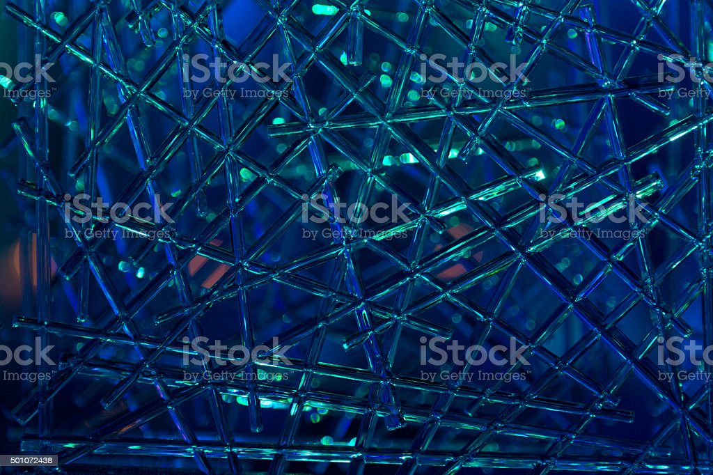 Abstract textured lights background stock photo