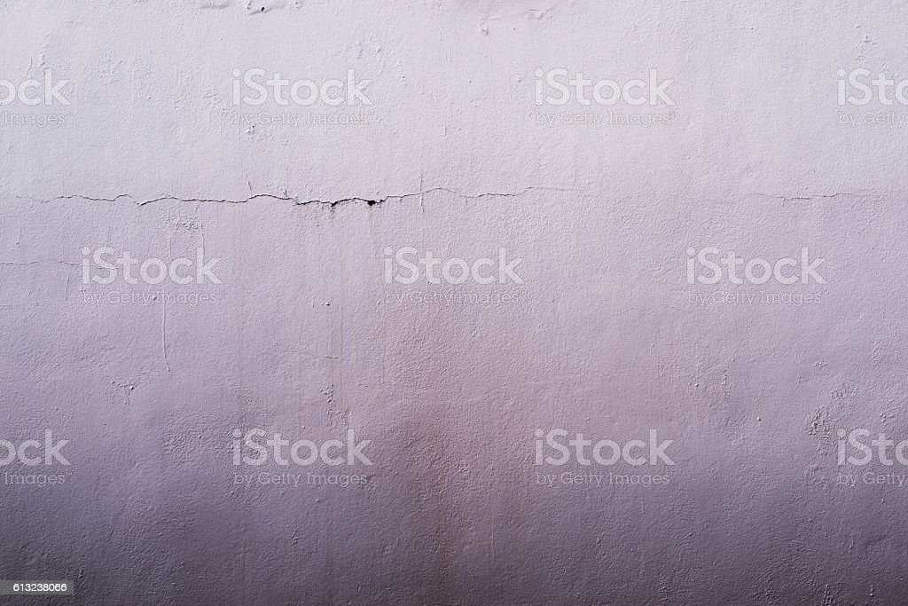 abstract textured lilac background of the old plastered surface stock photo