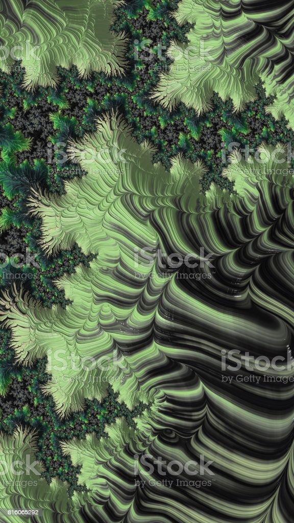 Abstract textured swirl pattern stock photo