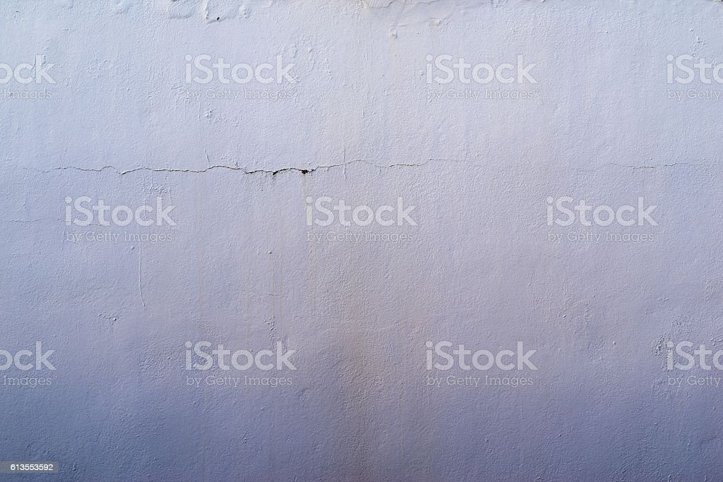 abstract textured violet background of the old plastered surface stock photo