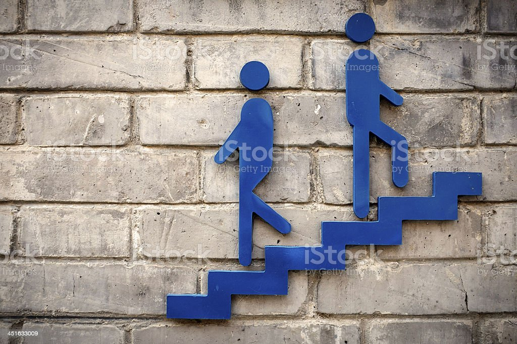 abstract toilet royalty-free stock photo