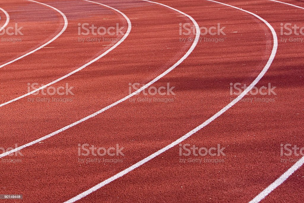 Abstract track surface royalty-free stock photo