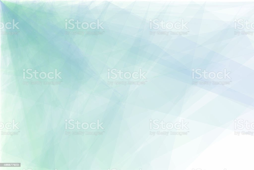 Abstract Triangle Background royalty-free stock photo