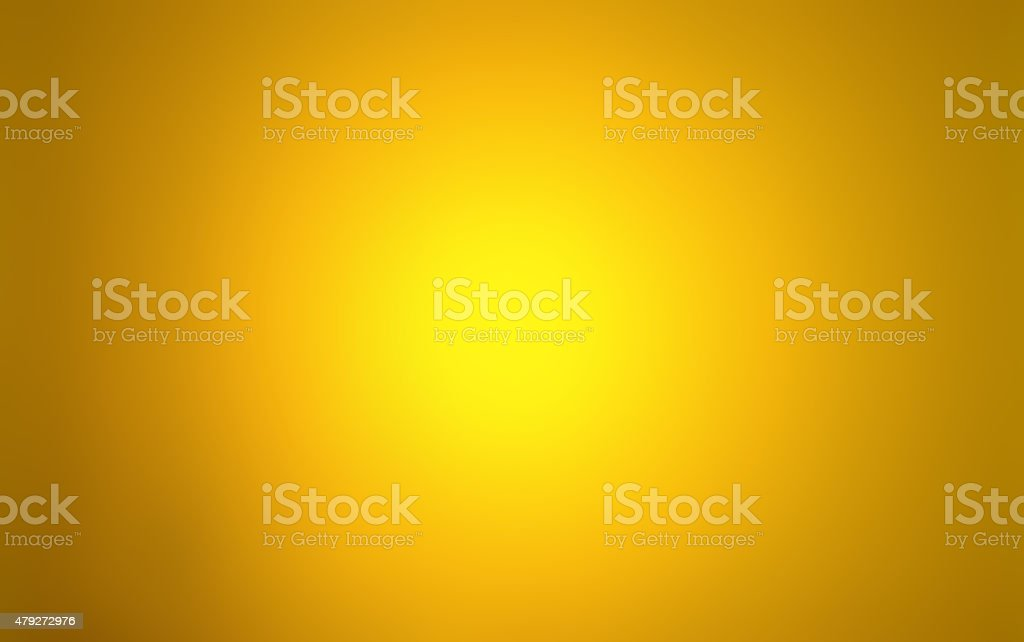 Abstract triangle yellow background stock photo