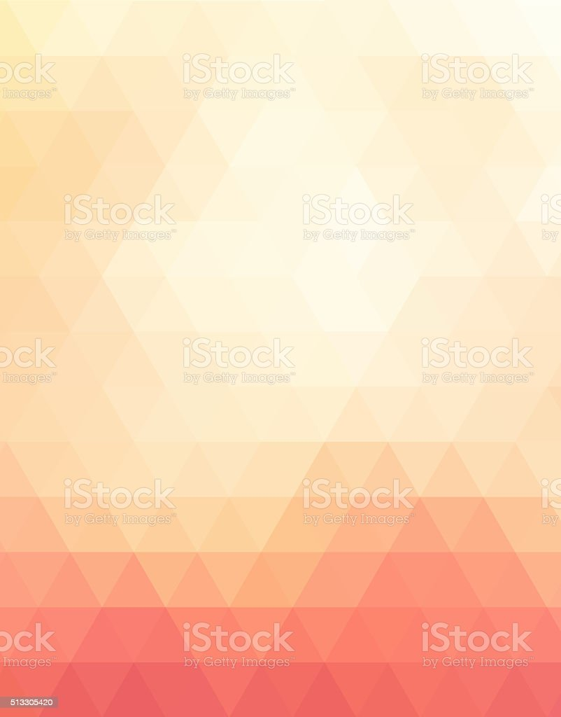 Abstract triangles abstract background stock photo