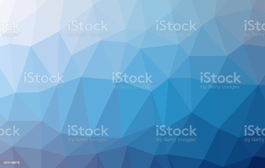 abstract trianglify background stock photo