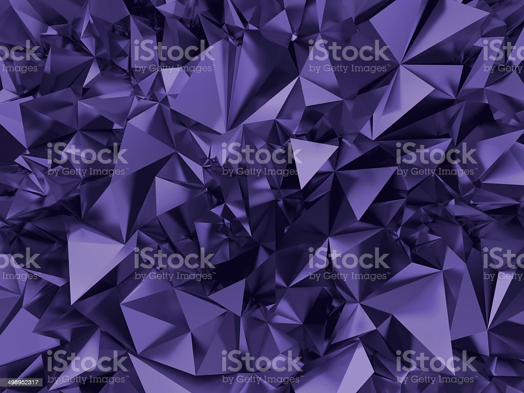 abstract ultra violet crystal background stock photo