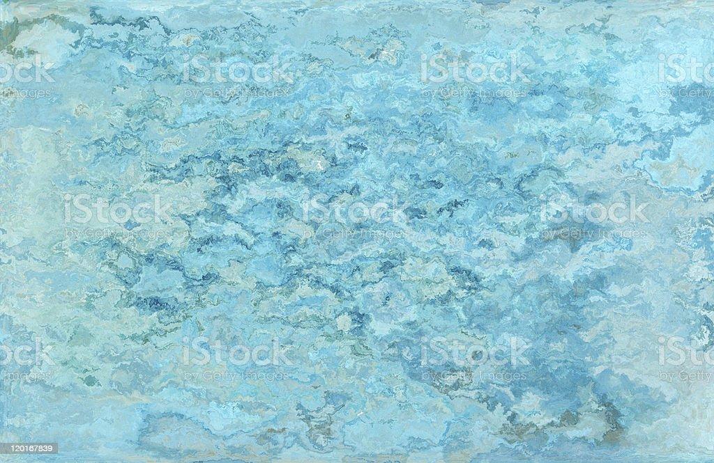 Abstract underwater XXXL royalty-free stock photo