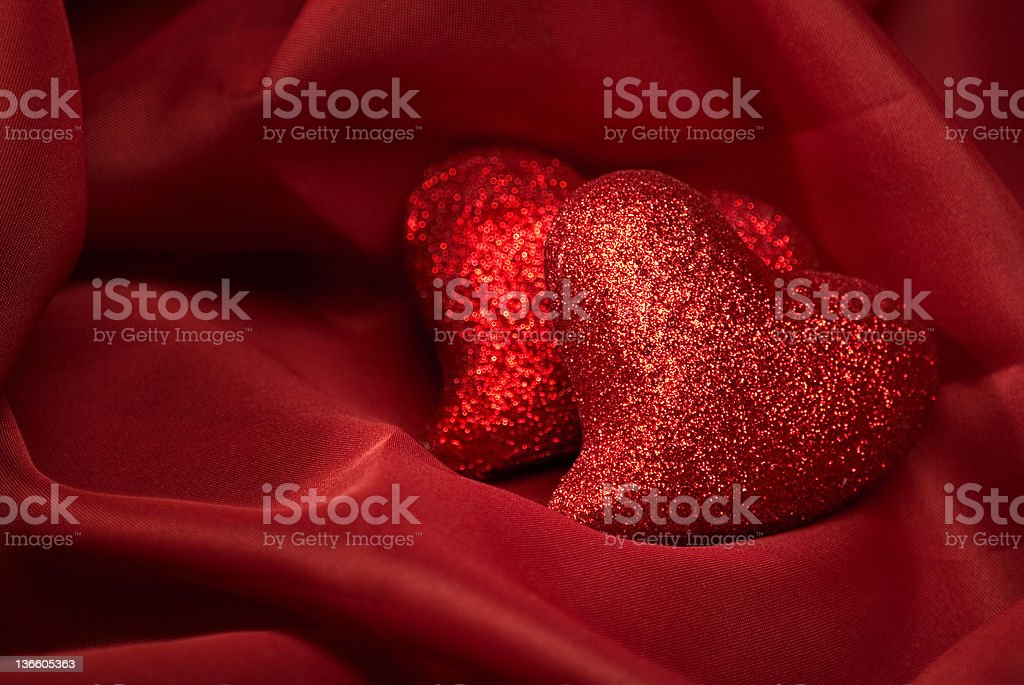 abstract Valentine's backgrounds royalty-free stock photo