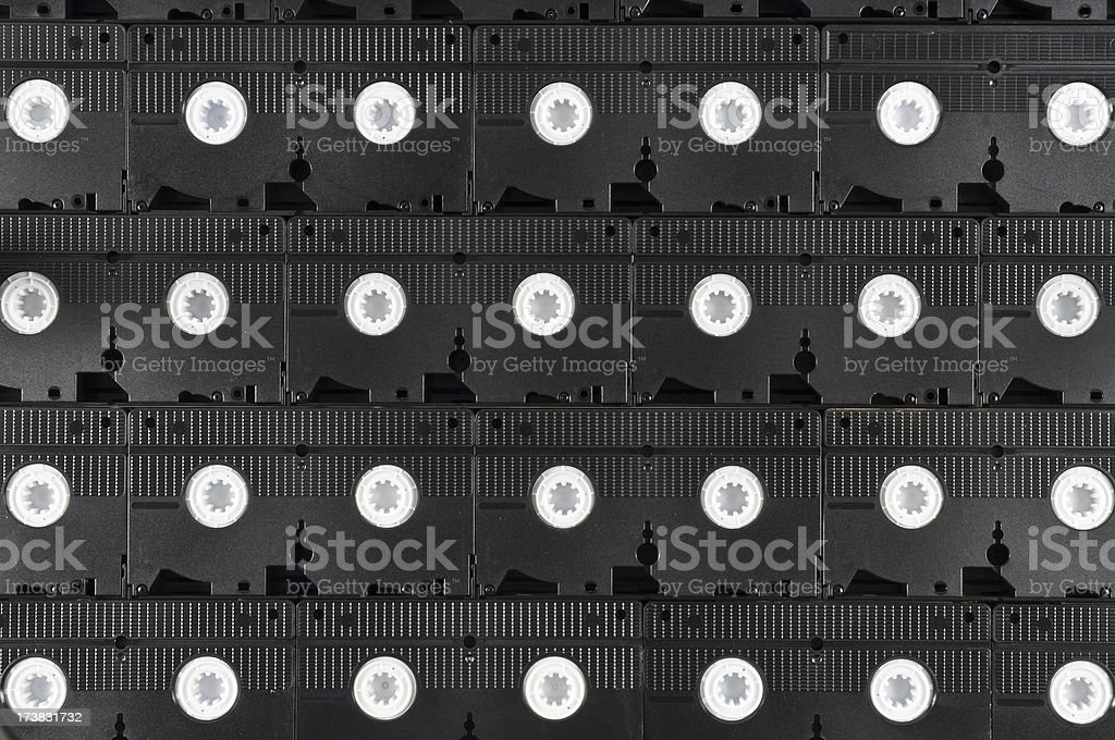 abstract vhs stock photo