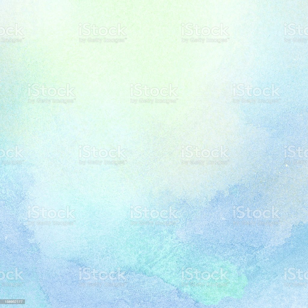 Abstract watercolor background stock photo