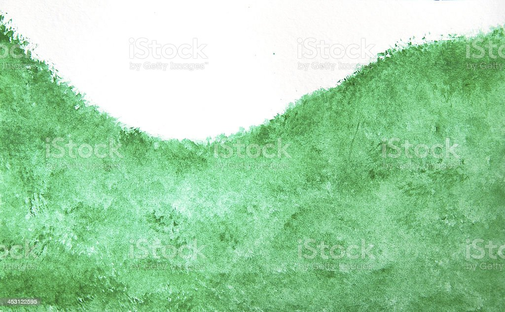 Abstract watercolor background texture royalty-free stock photo