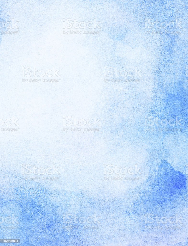 Abstract watercolor background with space for text royalty-free stock photo