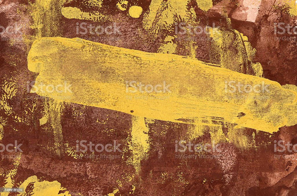 Abstract watercolor royalty-free stock photo