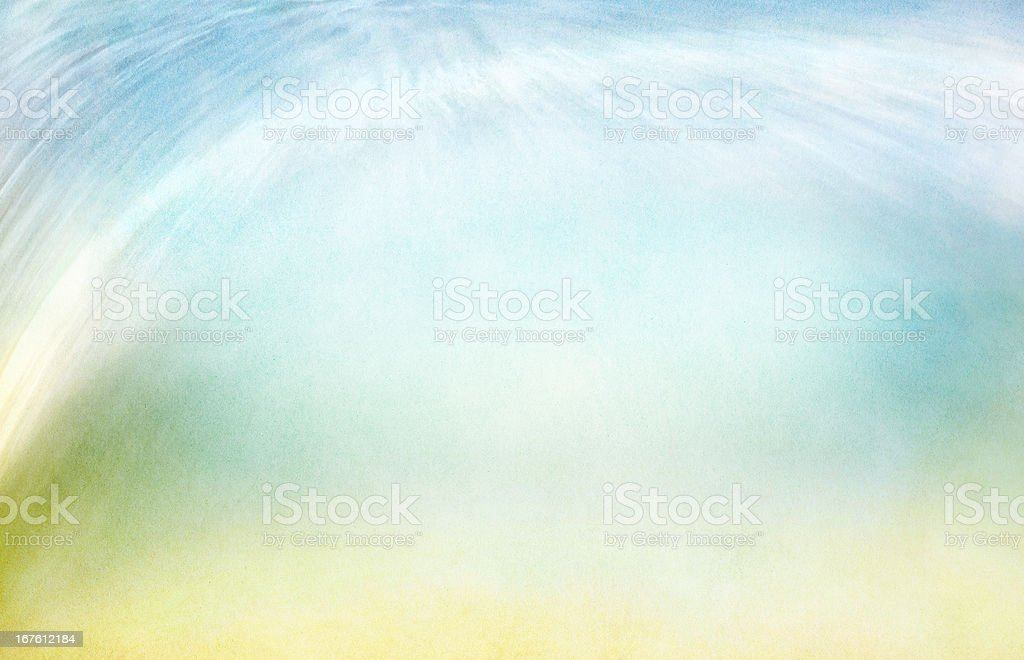 Abstract Wave Background royalty-free stock photo