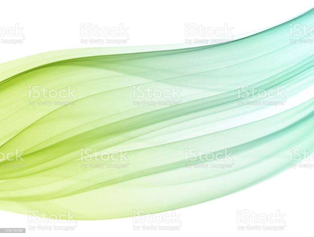 Abstract wave royalty-free stock photo