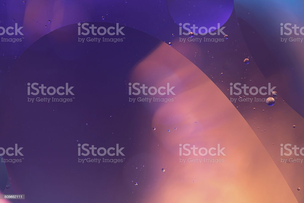Abstract waves of golden water royalty-free stock photo