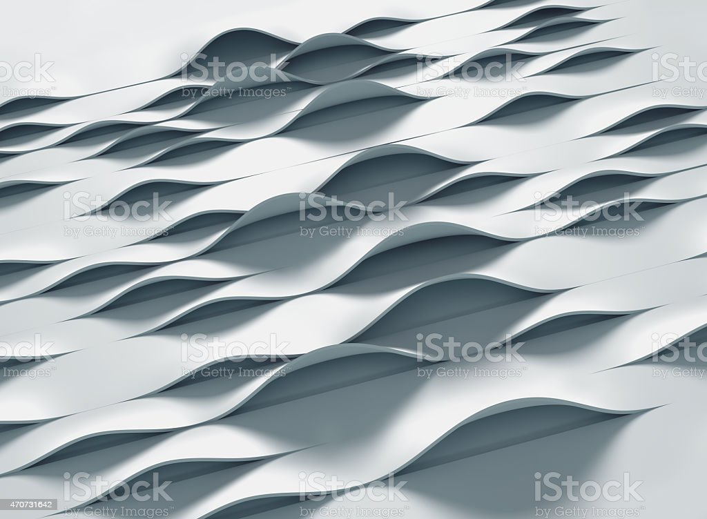 Abstract waving background stock photo