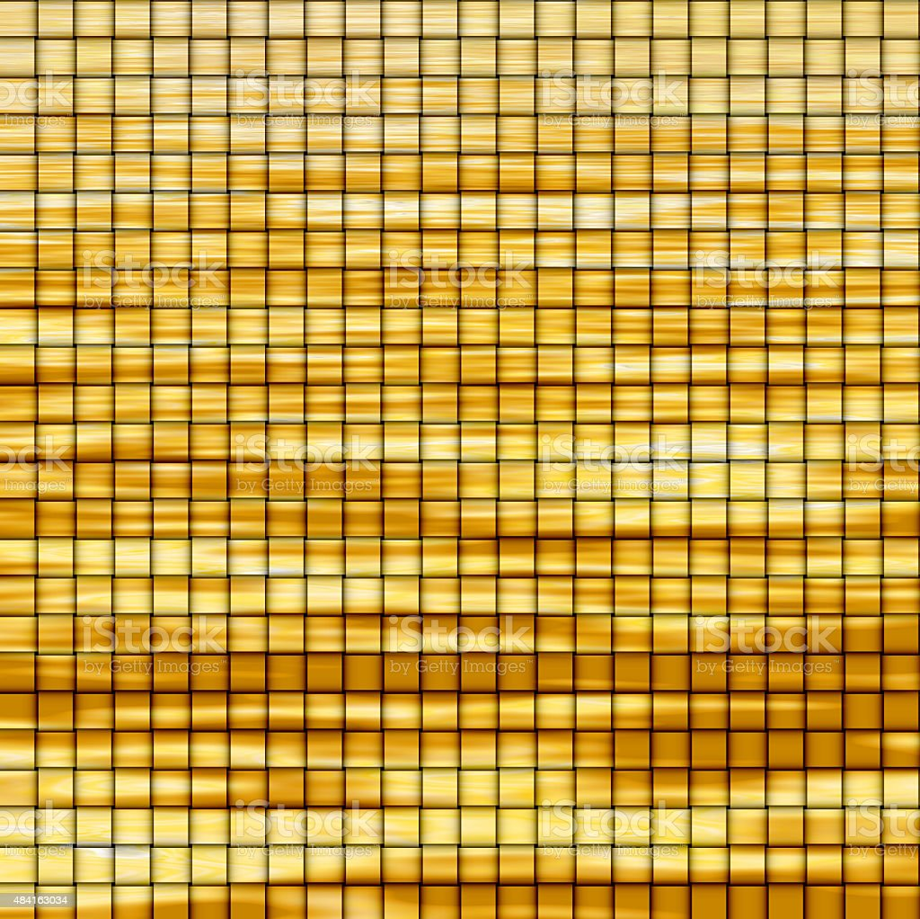 Abstract weave wood Background vector art illustration