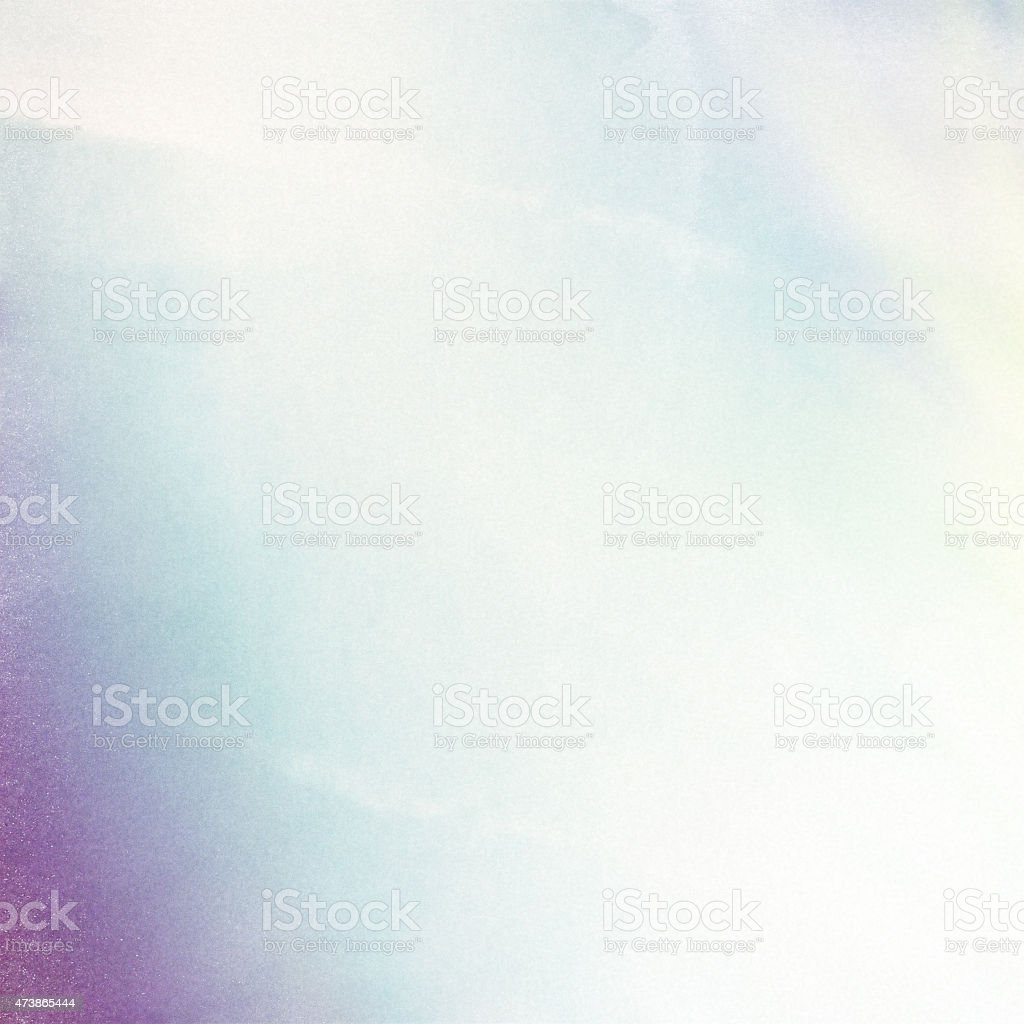 Abstract white background with purple corner stock photo