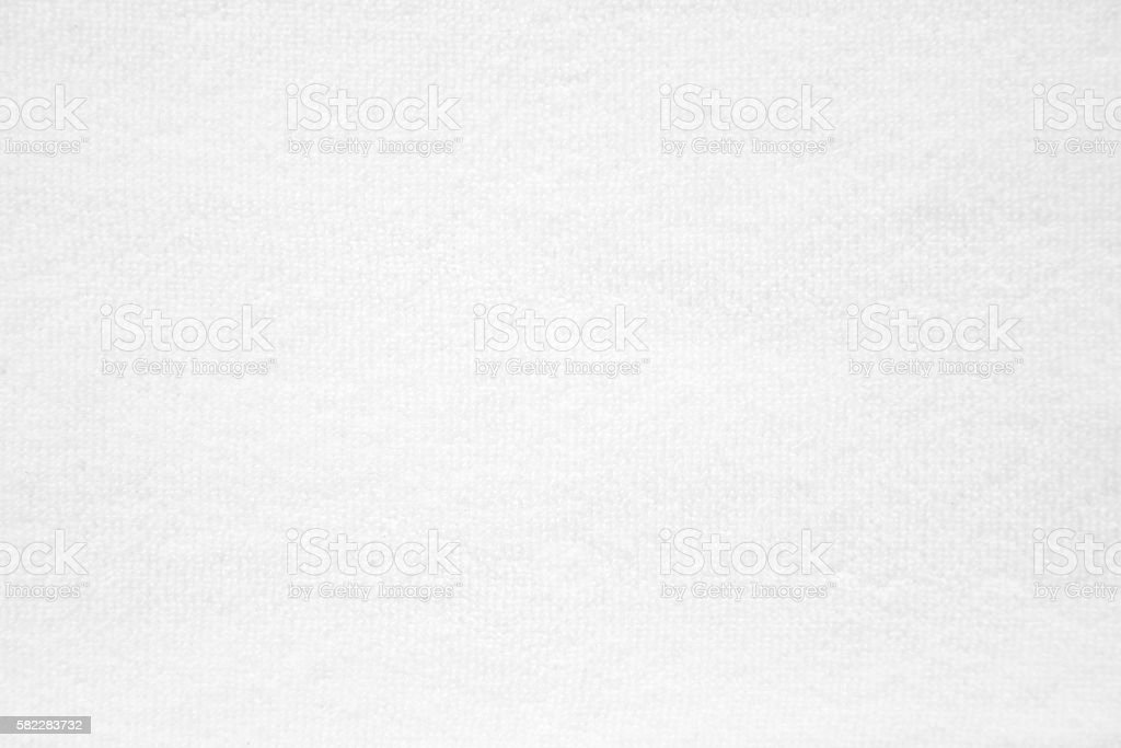 abstract white fabric texture background stock photo