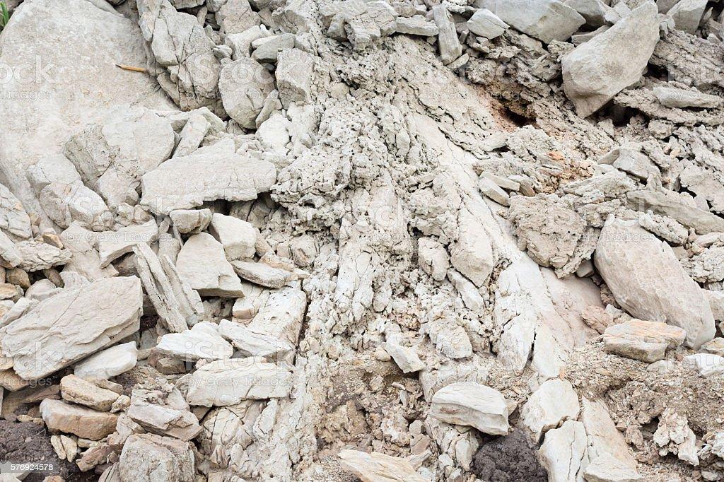 abstract white rough soil rock stone grunge of cliffs texture Стоковые фото Стоковая фотография