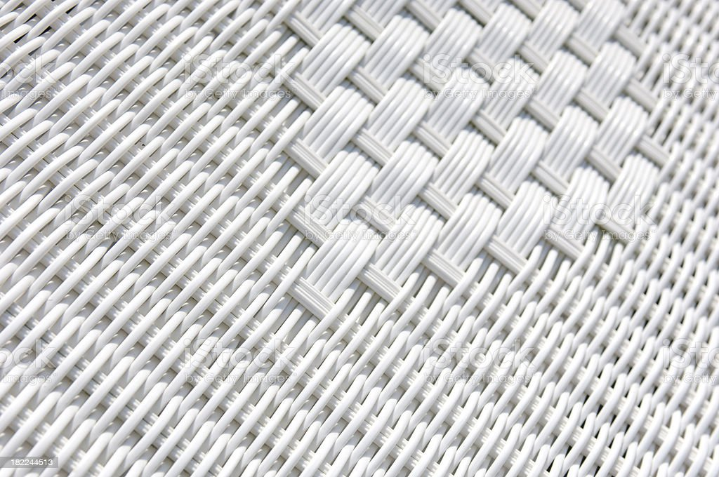 Abstract Wicker royalty-free stock photo