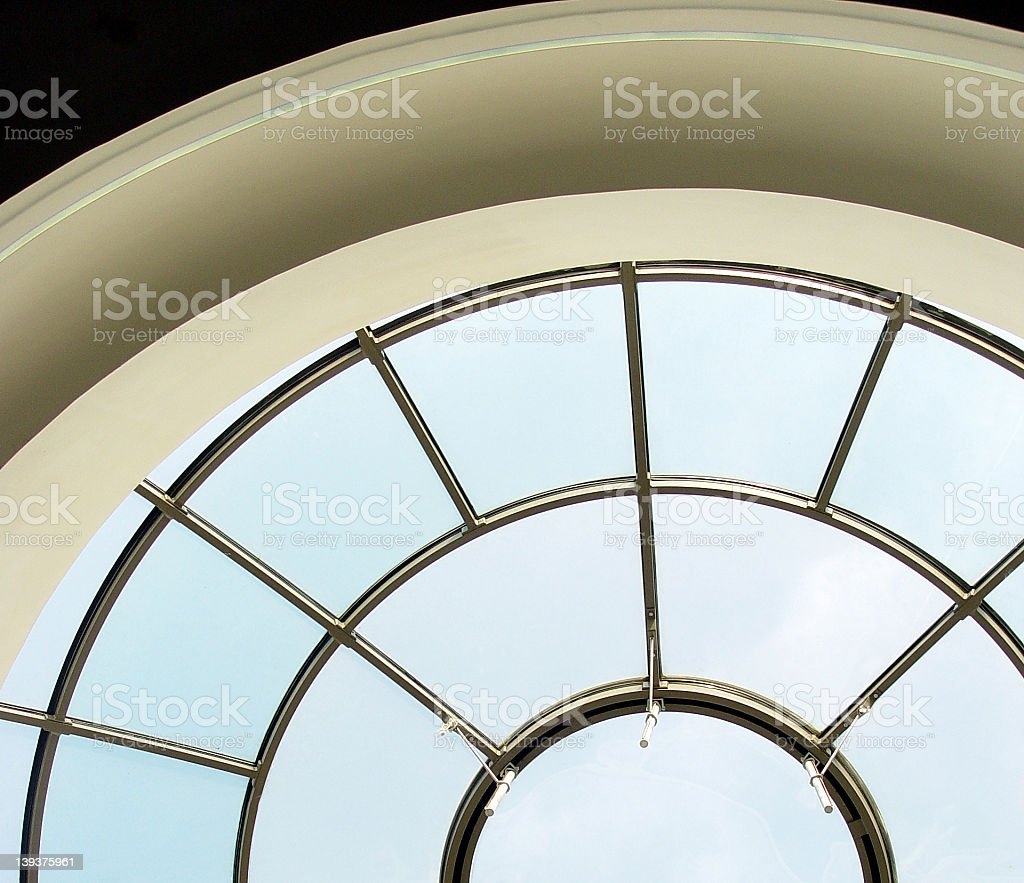 Abstract Window royalty-free stock photo