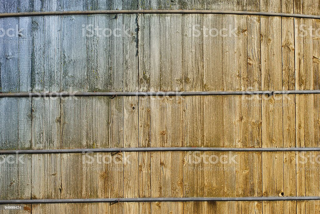 abstract wooden barrel stock photo