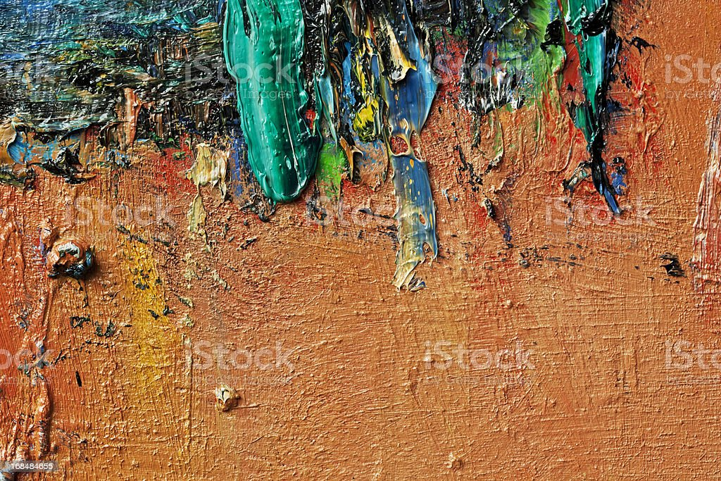 Abstract, yellow and blue  art backgrounds. stock photo