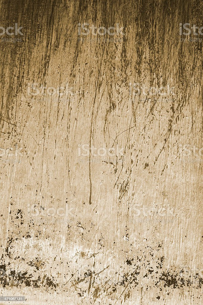Abstract Yellow Grunge Background stock photo