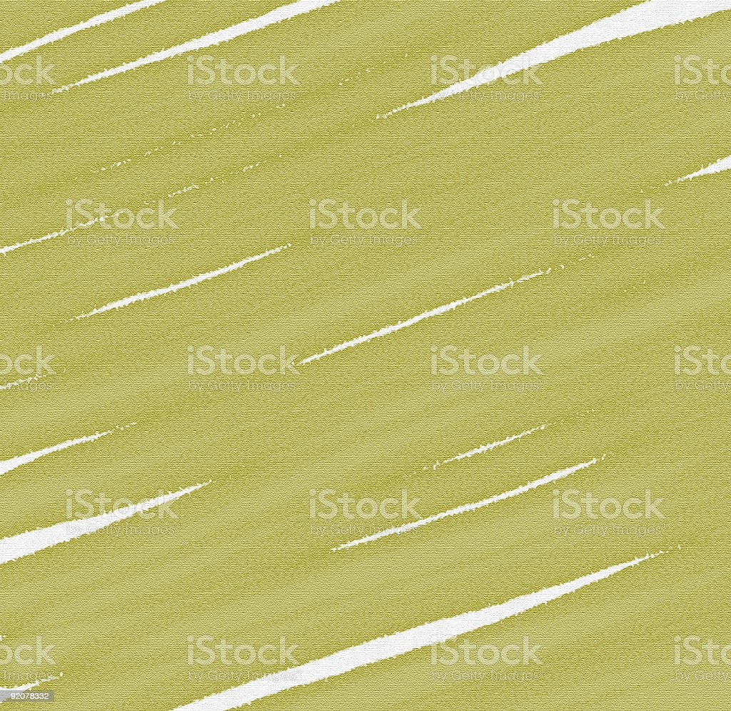 Abstract Yellow Paint on Canvas royalty-free stock photo