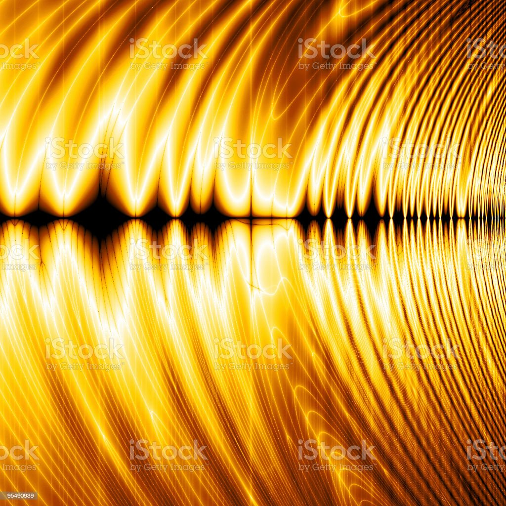 #01 abstract yellow wave background random mystic stock photo
