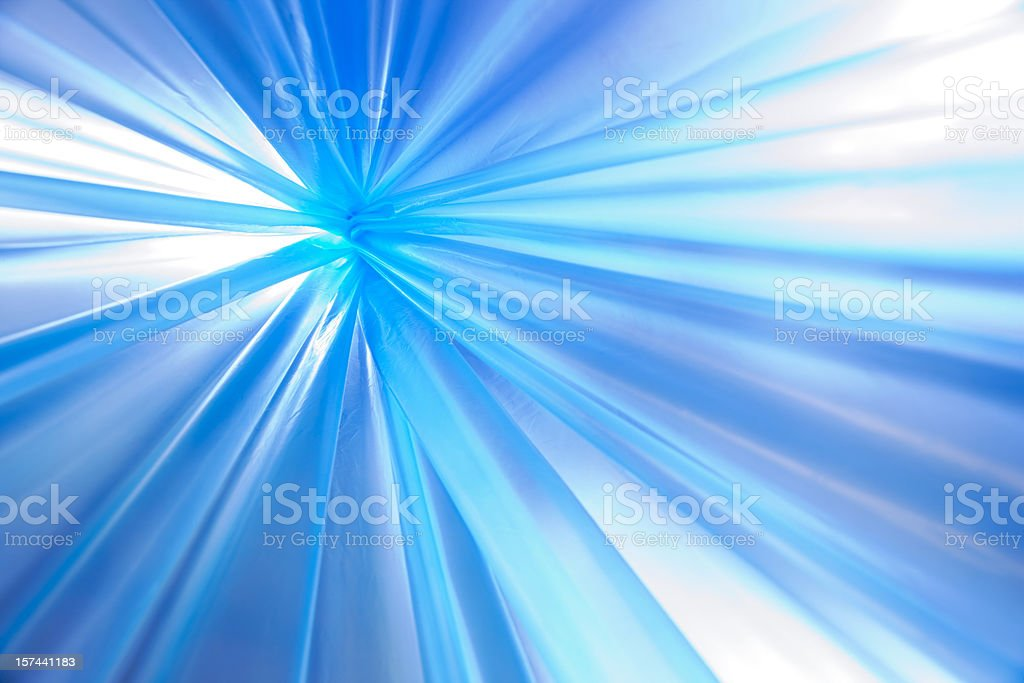 Abstraction blue stock photo