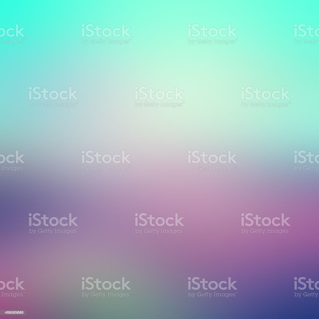 Abstraction of clouds and fog with a purple to green stock photo