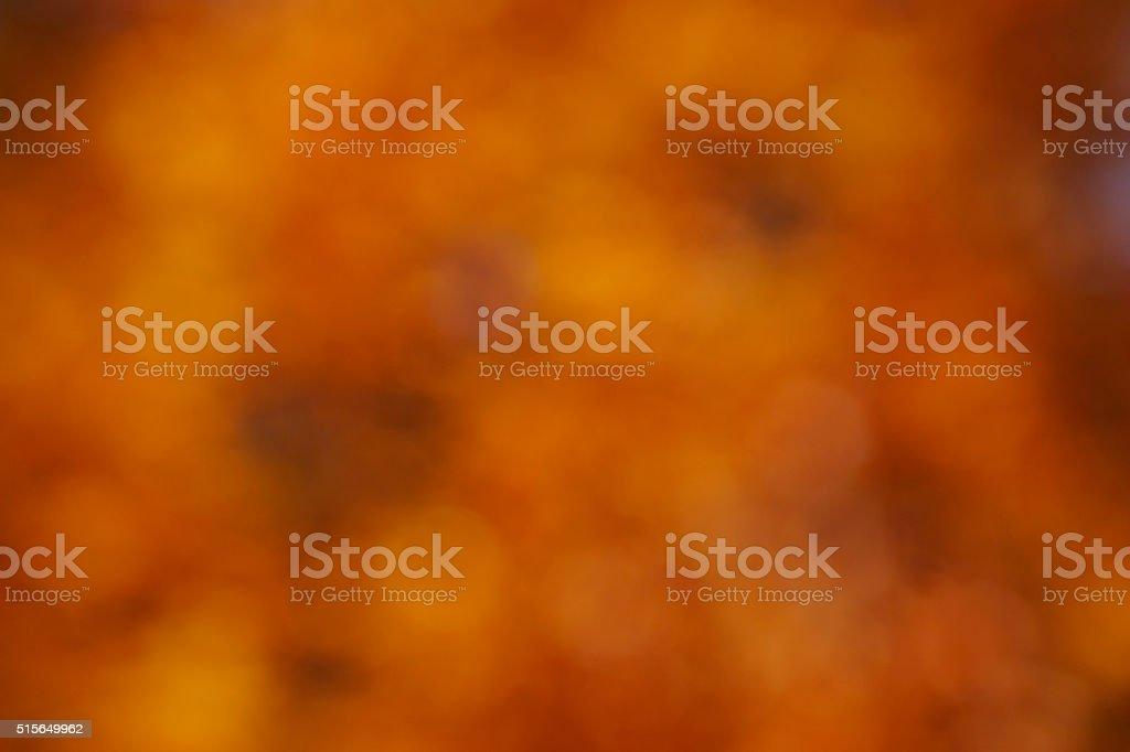 Abstrakter Herbsthintergrund in braun orange stock photo