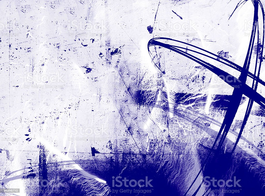 Abstruse  Grunge royalty-free stock photo