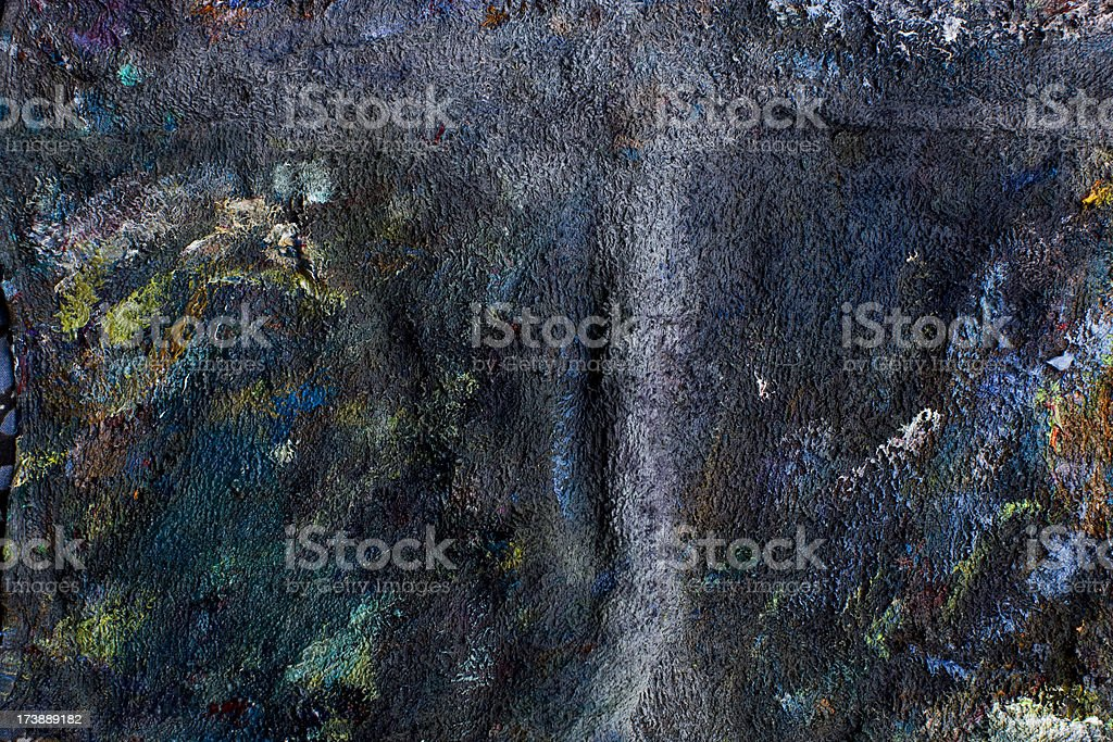 Abstruse Towels stock photo