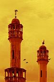 Abu Bakr Saddiq mosque, Banjul, Gambia